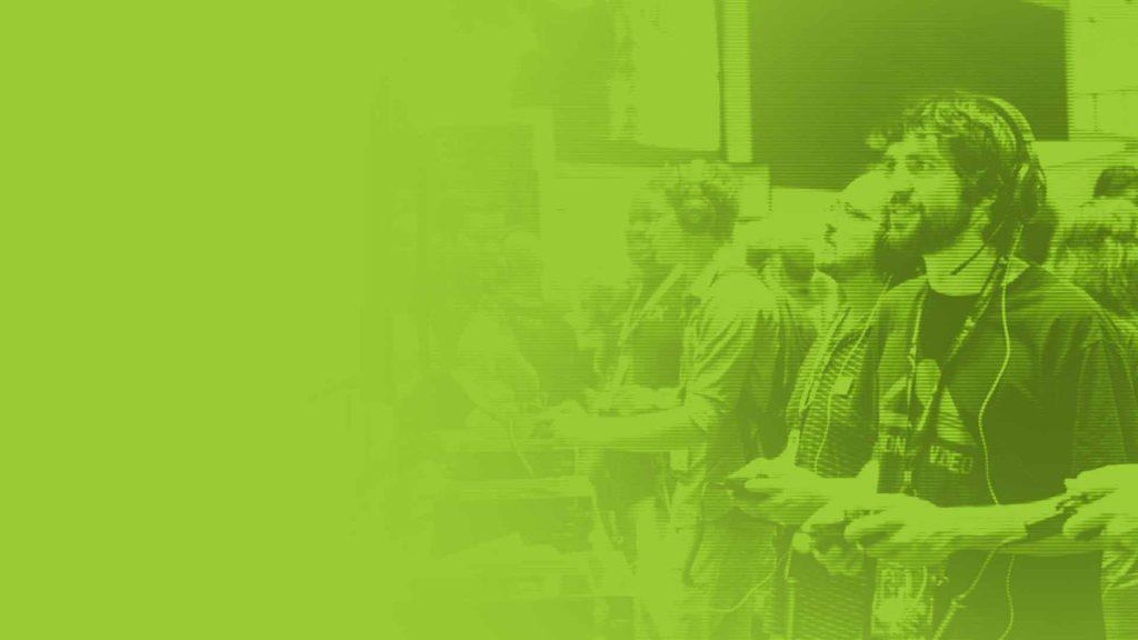 Homepage for GamerFest